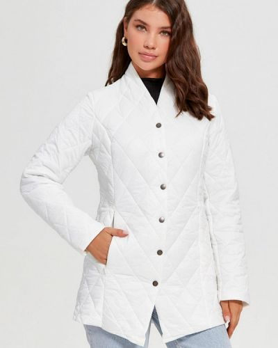 Утепленная куртка - белая Marco Bonne