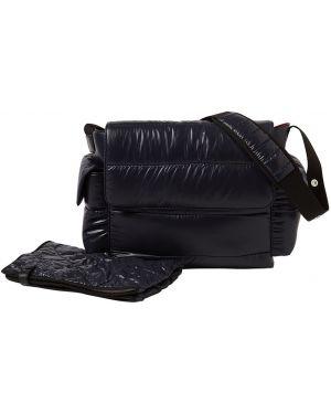 Plecak nylon z łatami Moncler