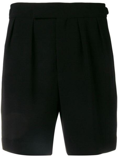 Черные шорты с карманами Neil Barrett