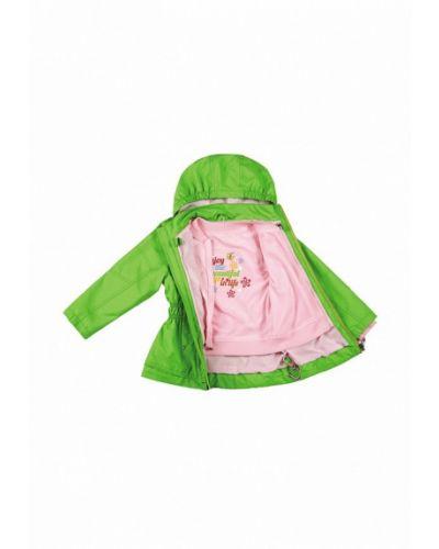 Зеленая куртка весенняя Babyline