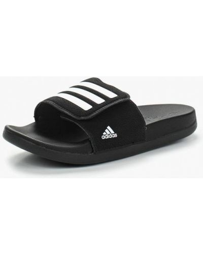 Вьетнамки черный Adidas