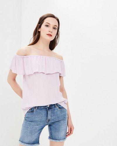 Фиолетовая блузка Ichi