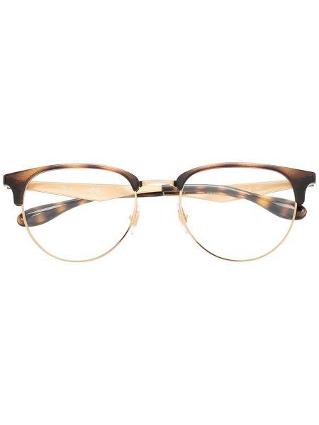Oprawka do okularów złoto metal Ray-ban