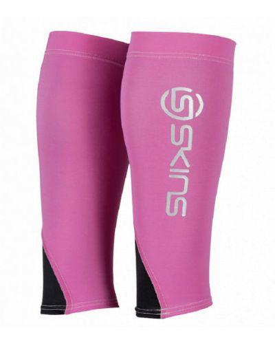 Спортивные брюки с запахом с мехом тайсы Skins