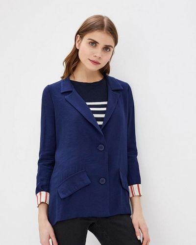 Синий пиджак Rinascimento