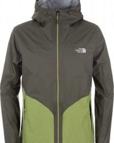 Куртка с капюшоном спортивная на молнии The North Face