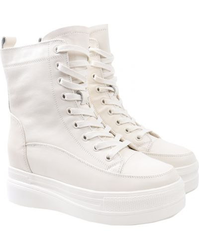 Кожаные ботинки Berkonty