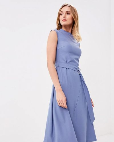 Синее платье Zarina