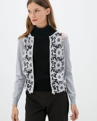 Серый кардиган Trussardi Collection