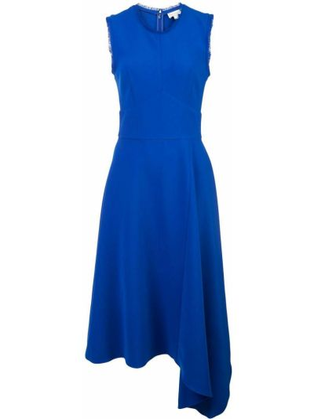 Niebieska sukienka bez rękawów Sachin & Babi