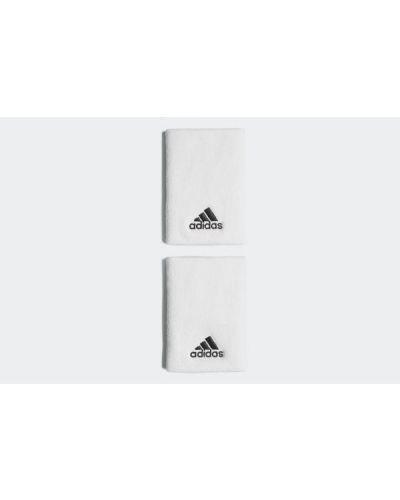 Bransoletka - biała Adidas