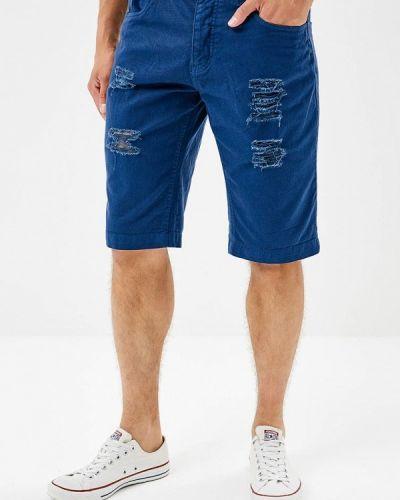 Синие шорты Mezaguz