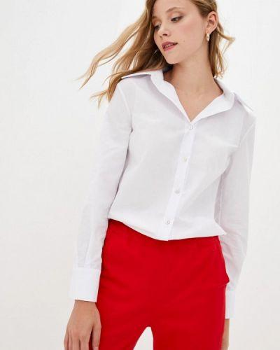 Белая муслиновая рубашка с длинными рукавами Muslin