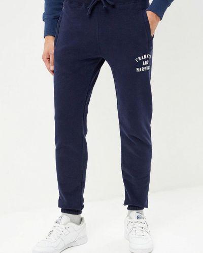 Спортивные брюки - синие Franklin & Marshall
