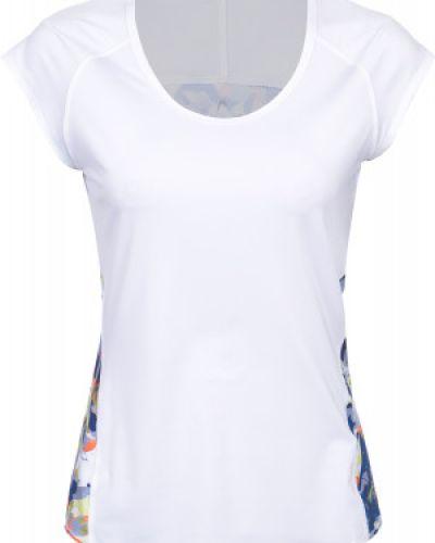 Спортивная футболка с цветочным принтом прямая Head