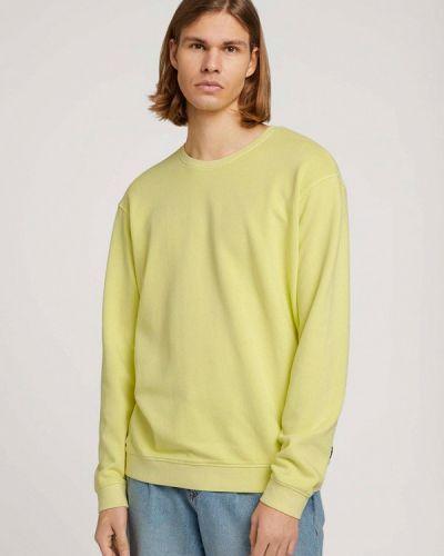 Желтая джинсовая кофта Tom Tailor Denim