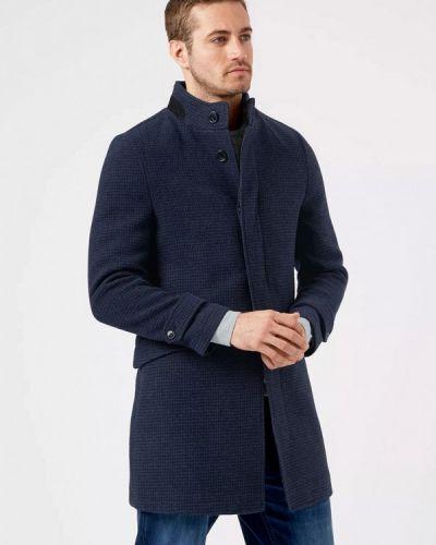Полупальто - синее Burton Menswear London
