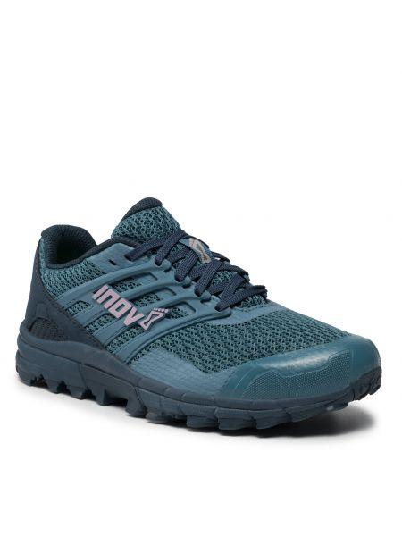 Buty sportowe casual - niebieskie Inov-8