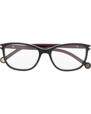 Черные очки прямоугольные Ch Carolina Herrera