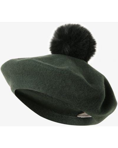 Zielona czapka Loevenich