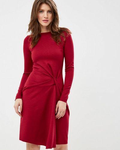 Платье футляр осеннее Devore