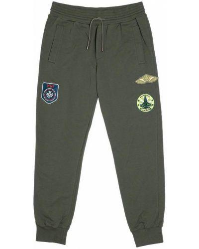 Zielone spodnie Mr&mrs Italy