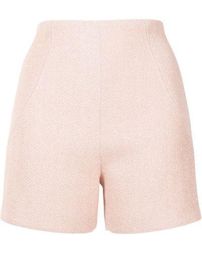 Хлопковые шорты - розовые Manning Cartell