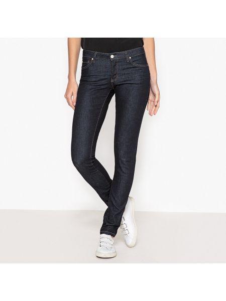 Зауженные джинсы - синие Ikks