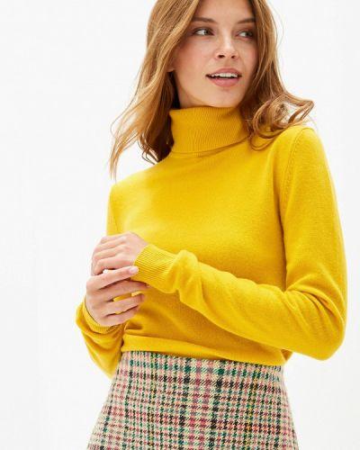 Водолазка желтый United Colors Of Benetton
