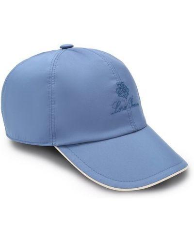 Бейсболка с логотипом на голову Loro Piana