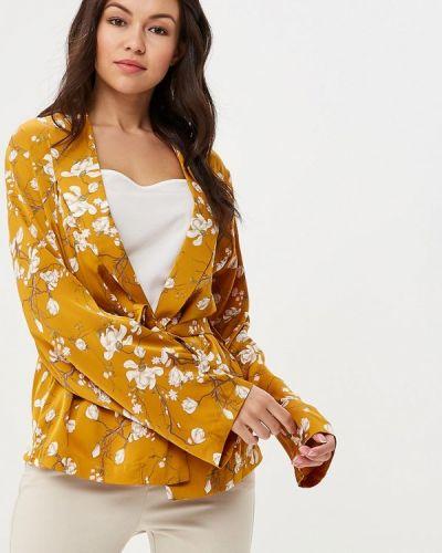 Желтый пиджак Mirasezar