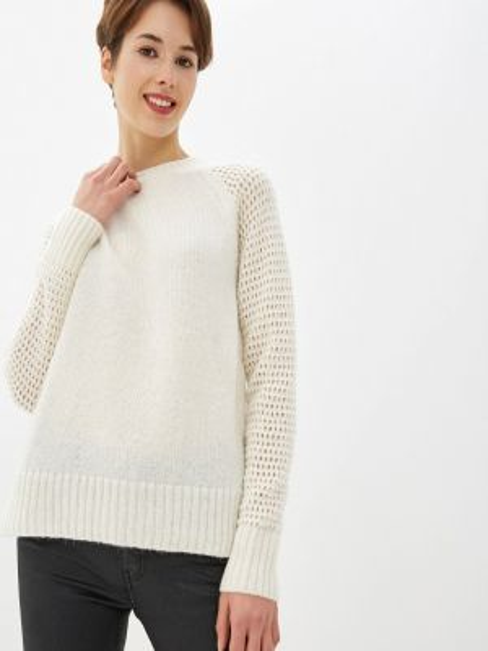 Белый свитер Stimage