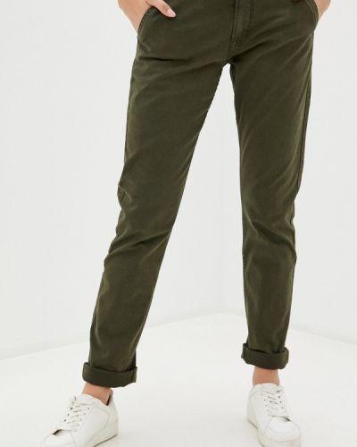 Повседневные брюки хаки Q/s Designed By
