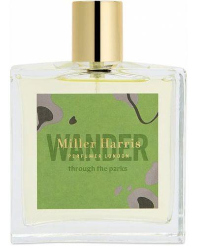 Parkа skórzana - zielona Miller Harris