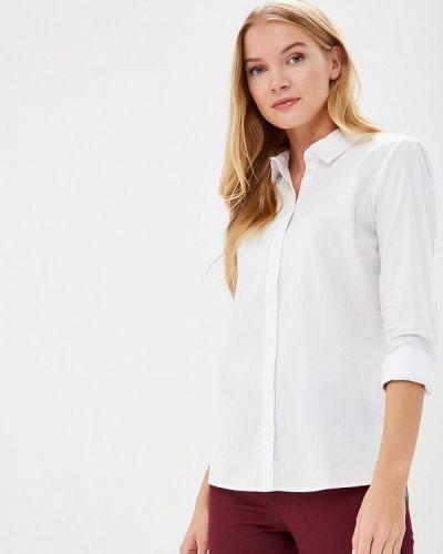 Рубашка с длинным рукавом в полоску белая Jacqueline De Yong