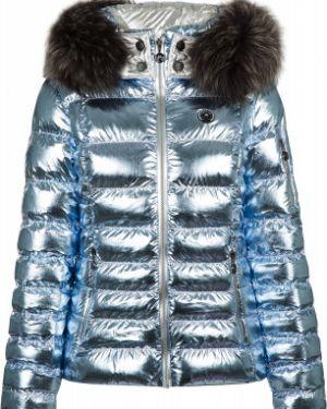 Куртка с капюшоном спортивная с опушкой Sportalm