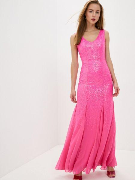 Вечернее платье - розовое Goddiva