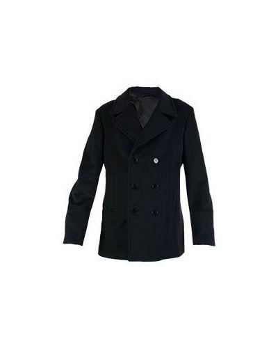 Пальто двубортное демисезонное Versace Collection