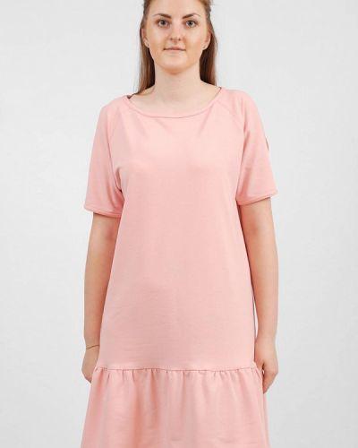 Футбольное розовое платье Sab