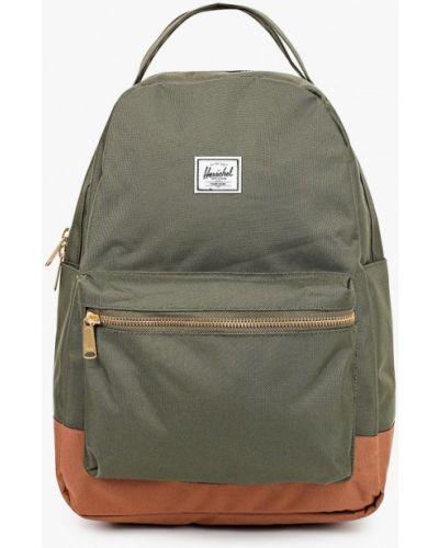 Текстильный рюкзак - зеленый Herschel Supply Co