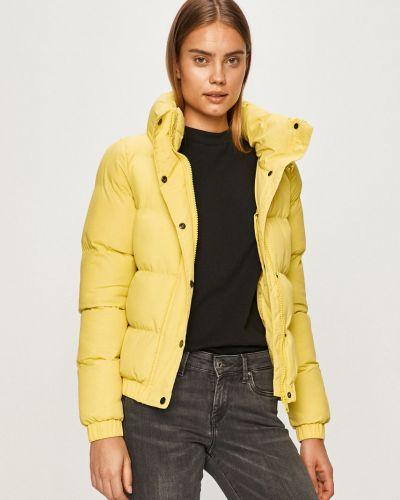 Стеганая куртка укороченная с карманами Brave Soul