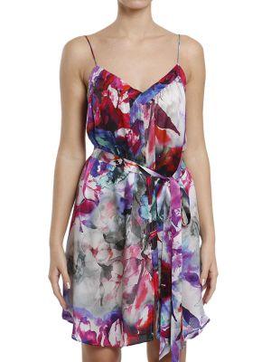 Шелковое платье Plein Sud