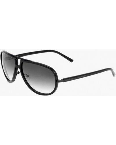 Черные очки авиаторы Enni Marco