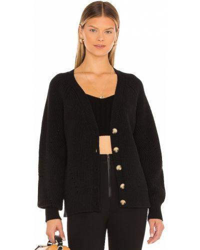 Czarny sweter z akrylu Tularosa