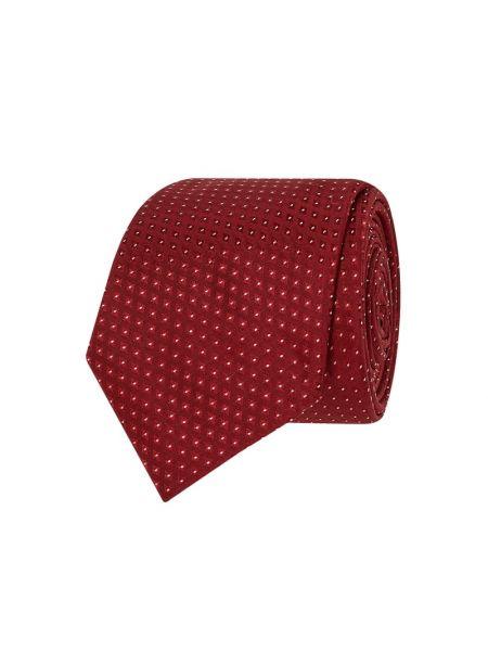Krawat wąskie cięcie Boss