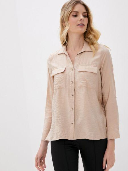 Блузка с длинным рукавом весенний бежевый Defacto