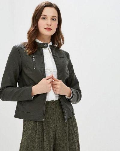 Кожаная куртка осенняя Vero Moda