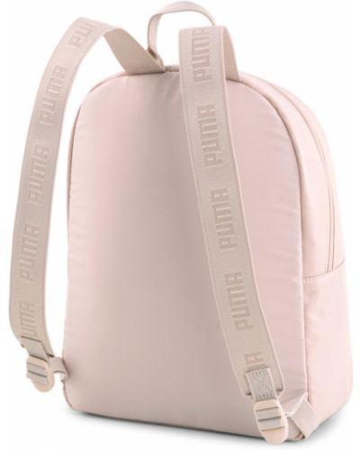 Розовая сумка осенняя Puma