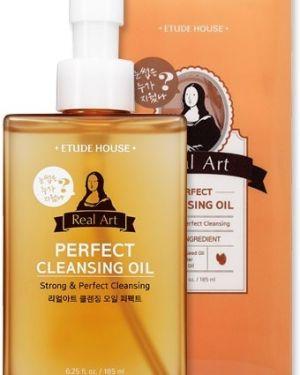 Гидрофильное масло очищающее очищающий Etude House