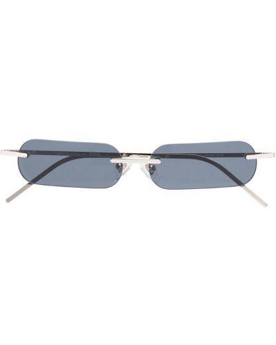 Солнцезащитные очки черные прямоугольные Blyszak